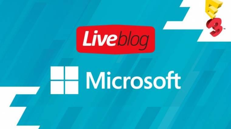 E3 2014 - Microsoft sajtókonferencia élő közvetítés bevezetőkép