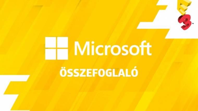 E3 2014 - Microsoft sajtókonferencia összefoglaló bevezetőkép