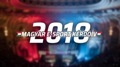 Válaszolj a 2018-as magyar e-sport kérdőív kérdéseire, és legyél ott a PlayIT-en!