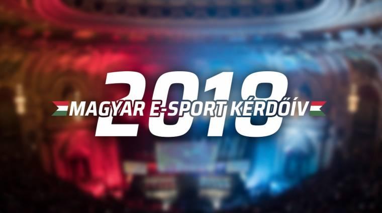 Válaszolj a 2018-as magyar e-sport kérdőív kérdéseire, és legyél ott a PlayIT-en! bevezetőkép
