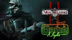 GameNight The Incredible Adventures of Van Helsing II - a versenyek kép