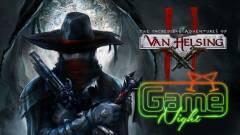GameNight - The Incredible Adventures of Van Helsing II szörnyvadász party kép