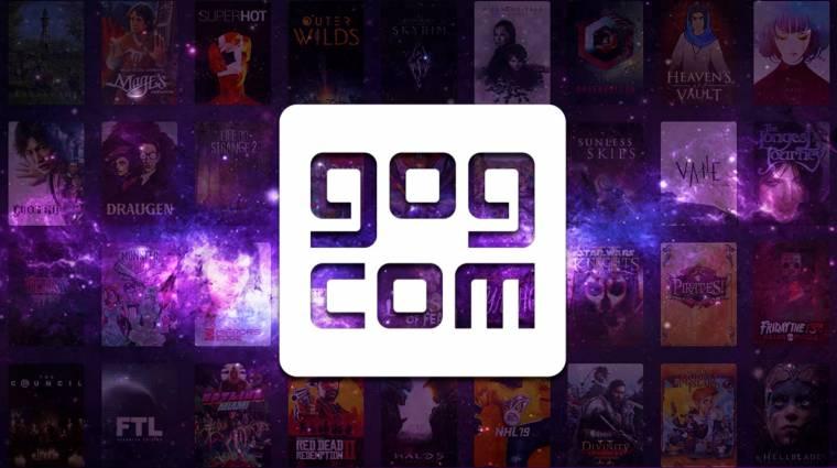 A világ összes játékát támogatja a GOG Galaxy 2.0 bevezetőkép