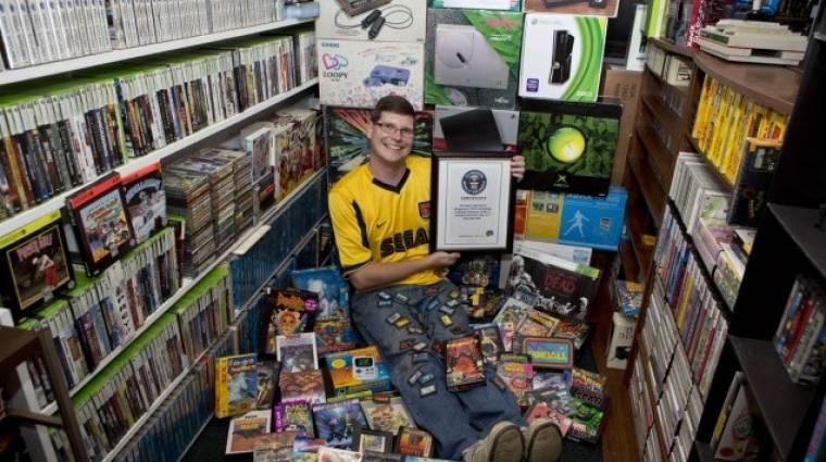 170 millióért kelt el a világ legnagyobb játékgyűjteménye bevezetőkép