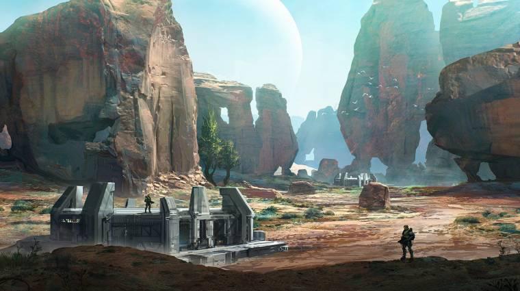 Halo: The Master Chief Collection - előrehozott megjelenés, 20 GB-os patch  bevezetőkép