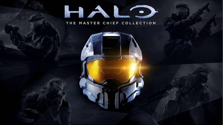 Halo: The Master Chief Collection - itt a launch trailer bevezetőkép