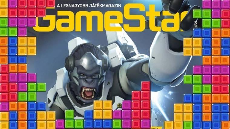 Új GameStar, felújított Grand Theft Auto játékok és a Tetris film - mi történt a héten? bevezetőkép
