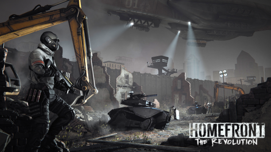 Homefront: The Revolution infódoboz