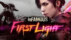 Gamescom 2014 - íme az új Infamous: First Light trailer kép