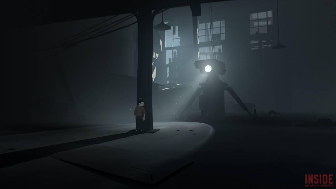 Inside - végre láthatjuk, milyen a játékmenet bevezetőkép
