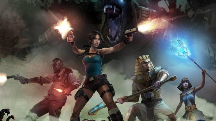 Két Tomb Raider játékot is ingyen húzhatunk most be bevezetőkép