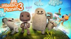 LittleBigPlanet 3 - PlayStation 3-ra is jön kép
