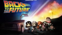 LittleBigPlanet 3 - itt a Vissza a jövőbe DLC kép