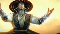 Mortal Kombat X - Raiden keménykedik kicsit videón kép