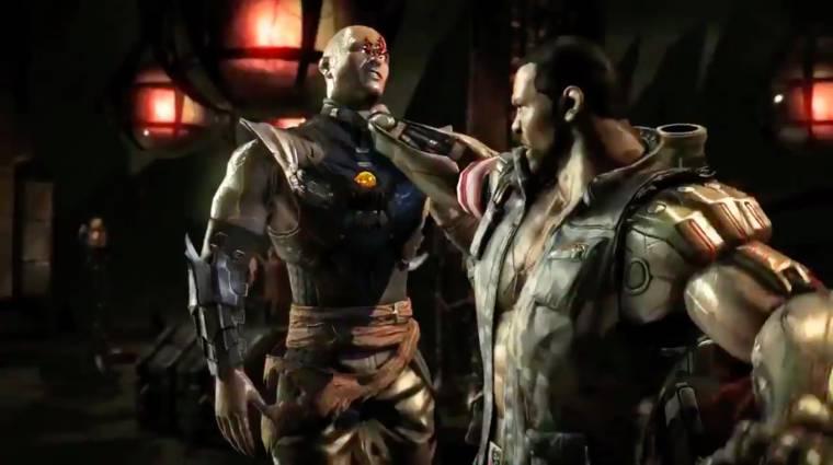 Mortal Kombat X - gondok vannak a PC-s változattal bevezetőkép