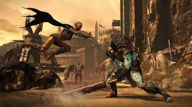 Mortal Kombat XL PC - a hétvégén ingyen kipróbálható a béta bevezetőkép