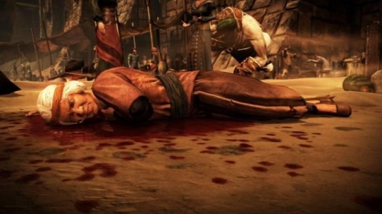 Mortal Kombat X - hivatalos a csúszás, még pihen az előző generáció bevezetőkép