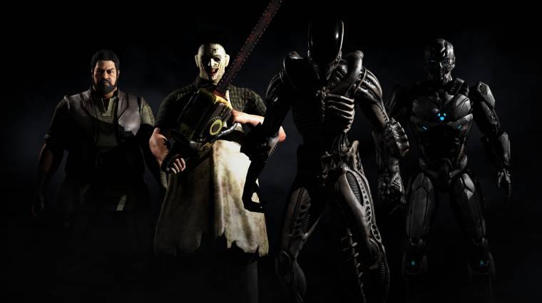 Mortal Kombat X - most ingyen próbálhatod ki az új karaktereket bevezetőkép