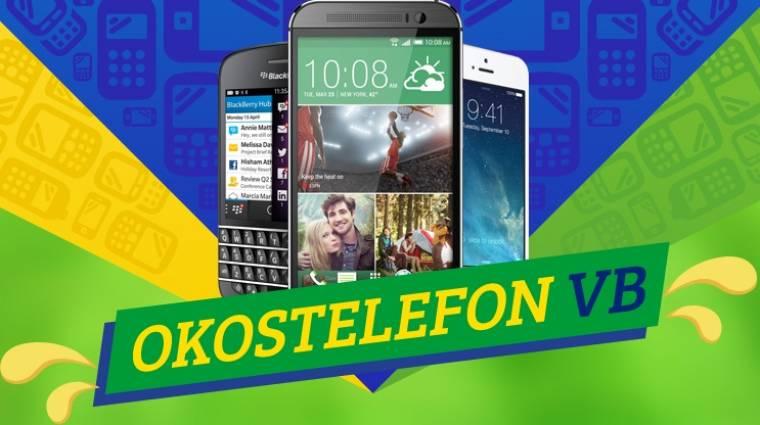 Okostelefon VB: bemutatkozik az A csoport kép