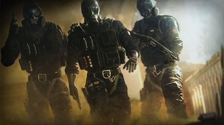 Rainbow Six: Siege - elhalasztották a nyílt bétát bevezetőkép