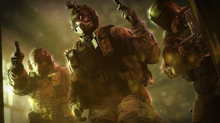 Következő generációs konzolokra is jön a Rainbow Six: Siege bevezetőkép