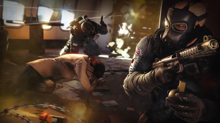 Pert nyert a Ubisoft a Rainbow Six: Siege-et DDoS-olók ellen bevezetőkép