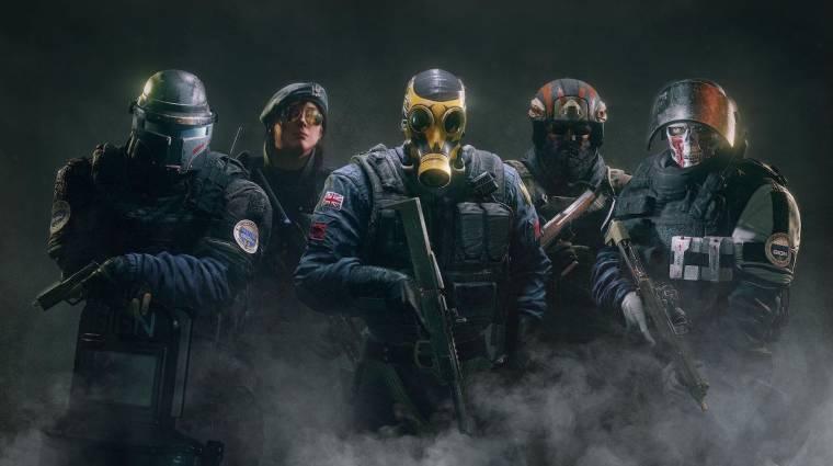 Rainbow Six Siege - már minden platformon bontogathatjuk az Alpha Packeket bevezetőkép