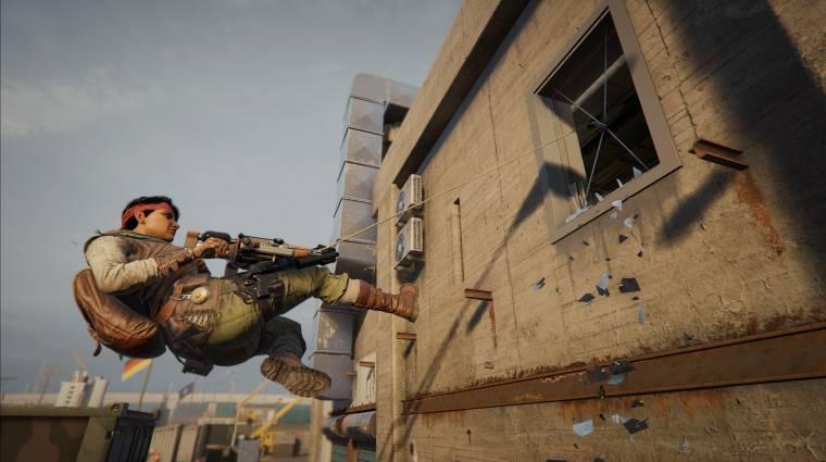 Rainbow Six: Siege - rengeteg új tartalommal érkezik az Operation: Ember Rise bevezetőkép
