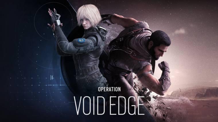 Megjött a Rainbow Six: Siege új szezonja, indul a Void Edge hadművelet bevezetőkép