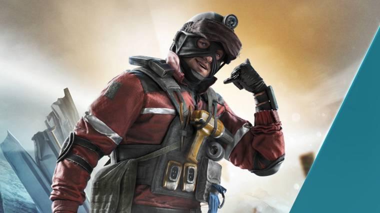 Késve, de megjelent a Rainbow Six: Siege legújabb frissítése bevezetőkép