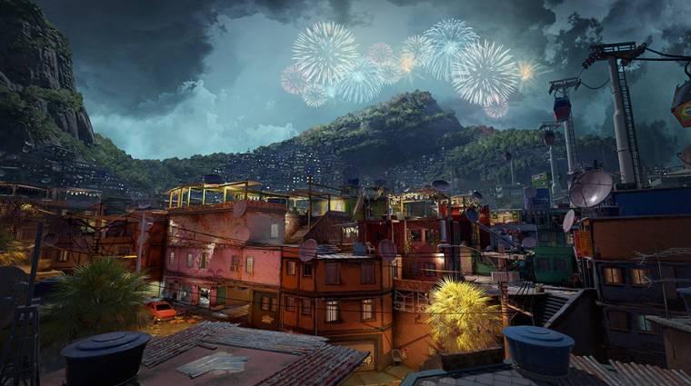 A Rainbow Six: Siege egyik leggyűlöltebb pályája bekerül a rangsorolt módba bevezetőkép