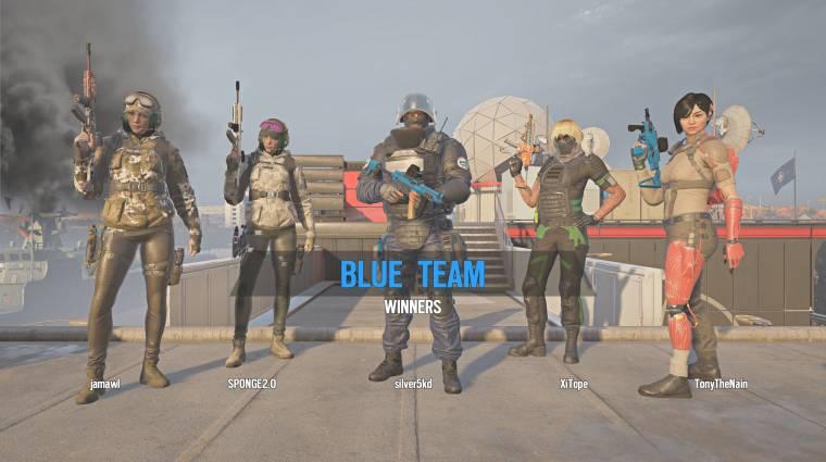 Egy Rainbow Six: Siege bug miatt egyszerre többen játszák ugyanazokat a karaktereket bevezetőkép