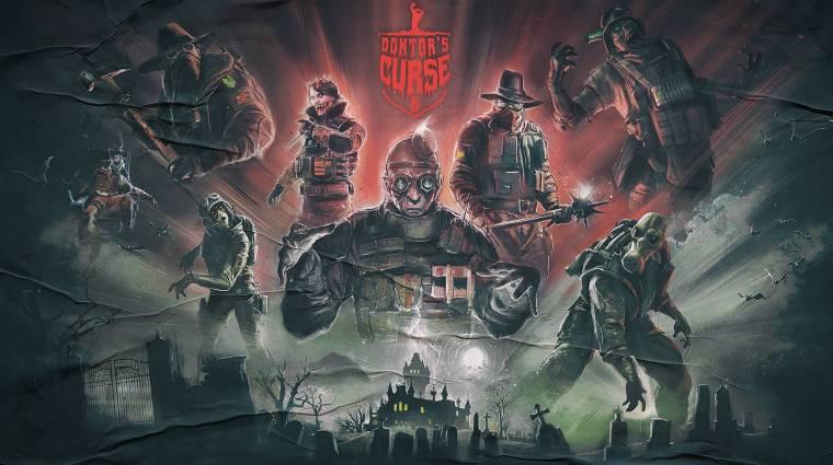 A Rainbow Six: Siege halloween eseménye új szörnyskinekkel tér vissza bevezetőkép