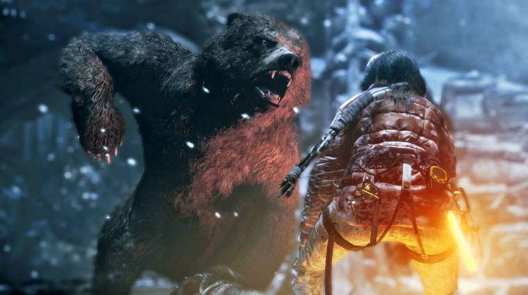 Rise of the Tomb Raider - lélegzetelállító képek a PC-s változatból bevezetőkép