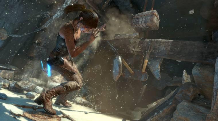 Rise of the Tomb Raider PC - íme pontos megjelenési dátum és a gépigény bevezetőkép