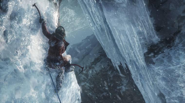 Rise of the Tomb Raider tesztek - megjöttek az első pontszámok bevezetőkép