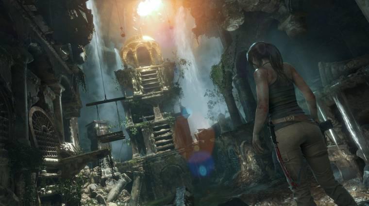 Rise of the Tomb Raider - részletek az irányításról és a nehézségi szintekről bevezetőkép