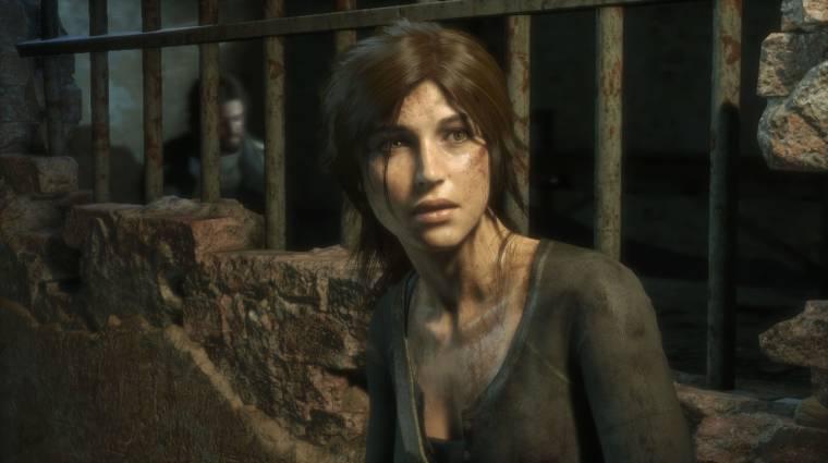 Rise of the Tomb Raider - itt az ajánlott gépigény bevezetőkép