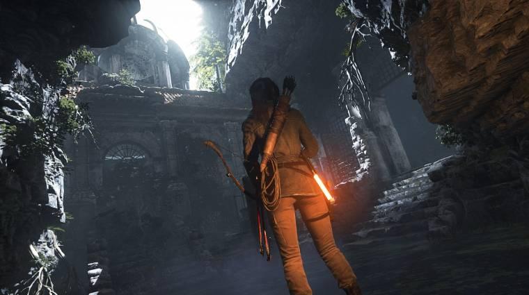 Rise of the Tomb Raider - a túlélés az egyetlen cél az új módban bevezetőkép