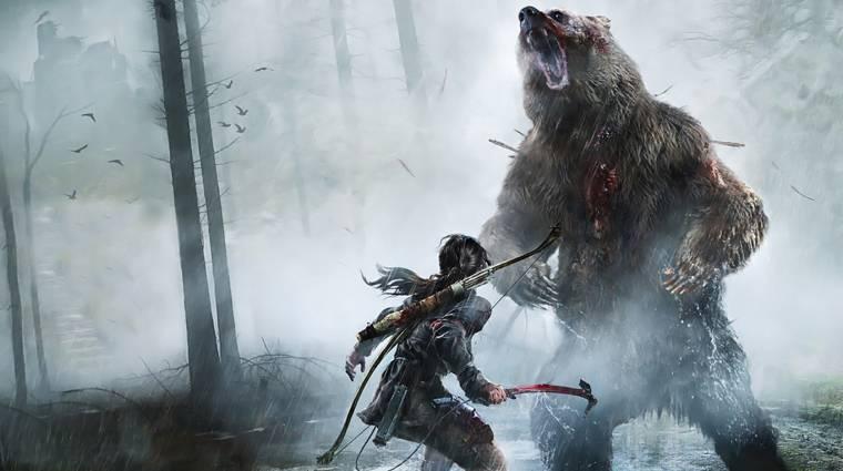 Rise of the Tomb Raider - nagyon jól fogyott PC-n bevezetőkép