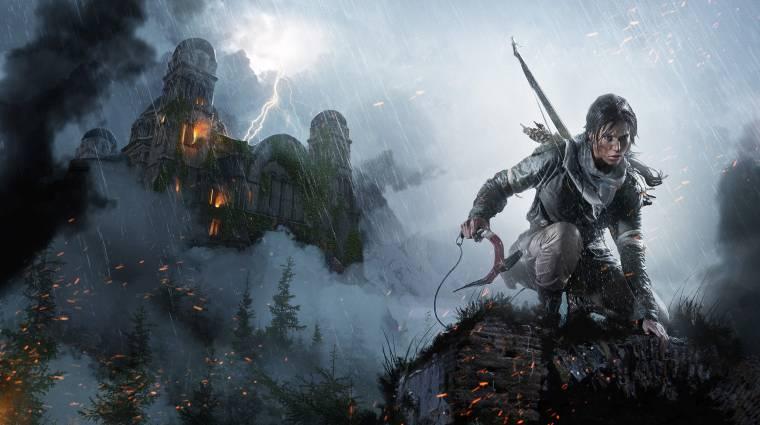 A Tomb Raider fejlesztőihez igazolt a Battlefield Hardline rendezője bevezetőkép