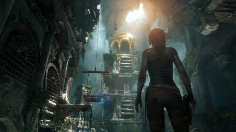 Rise of the Tomb Raider PS4 megjelenés - hatalmas csomag érkezik, extra VR küldetés is jön bevezetőkép