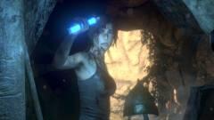 Rise of the Tomb Raider - így fut PlayStation 4 Prón kép