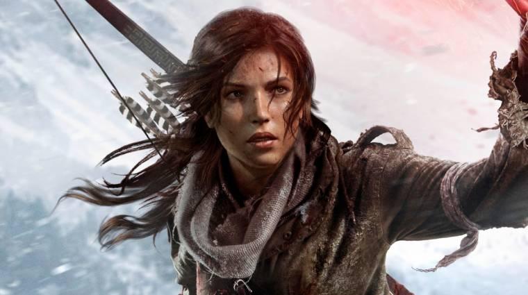 Masszív Tomb Raider kollekciót adhat ki a Square Enix bevezetőkép