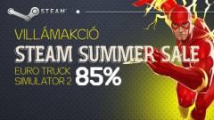 Steam Summer Sale - újra frissültek a villámakciók, megjöttek a co-op játékok kép
