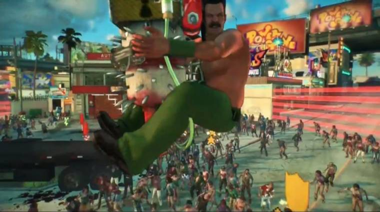 E3 2014 - Super Ultra Dead Rising 3 Arcade Remix Hyper Edition DX Plus Alpha bejelentés bevezetőkép