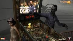 A virtuális valóságba költözik a The Walking Dead Pinball is kép
