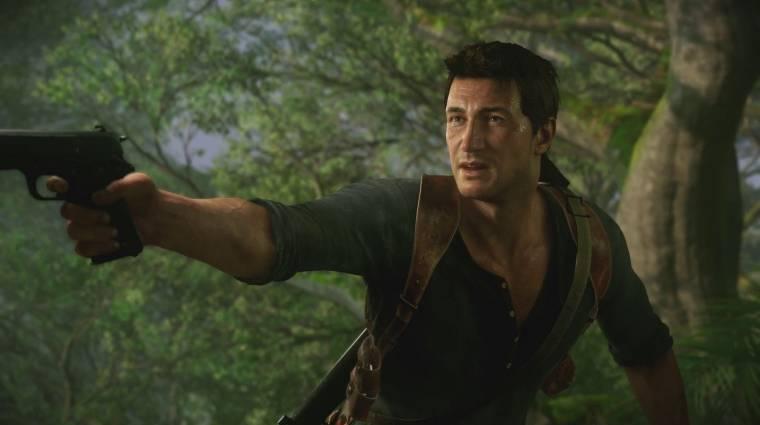 Uncharted 4 - ismét csúszik a megjelenés bevezetőkép