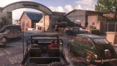 E3 2015 - befutott egy új Uncharted 4: A Thief's End gameplay kép