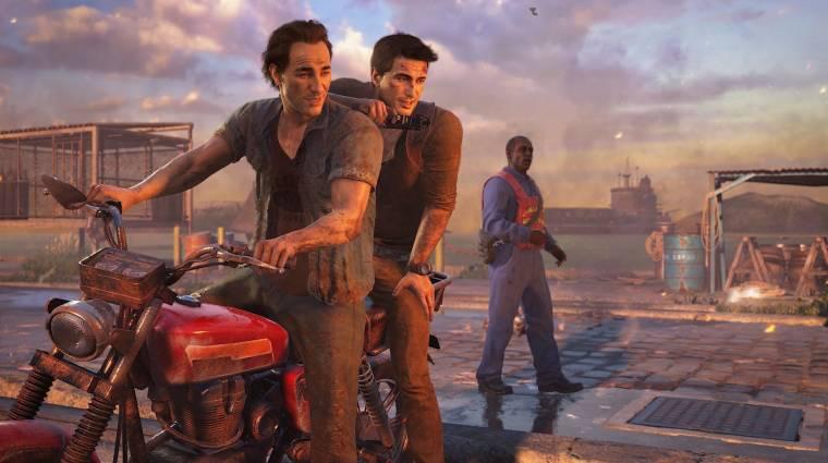 Uncharted 4: A Thief's End - újabb díjat zsebelt be érte a Naughty Dog bevezetőkép